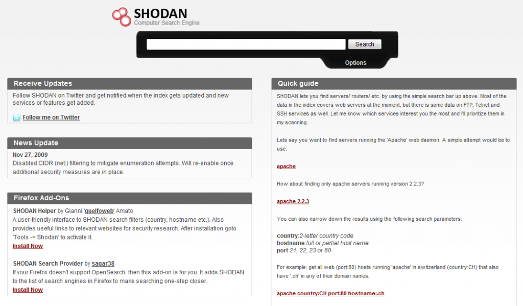 Shodan