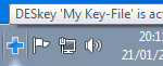 DESkey Keyfile