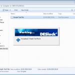 Encrypting a File