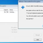 Removable Encrypt Kick Off