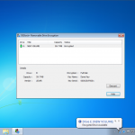 W7 Removable Drive Encrypted